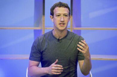 Mark Zuckerberg revela cuál será el siguiente paso que dará Facebook